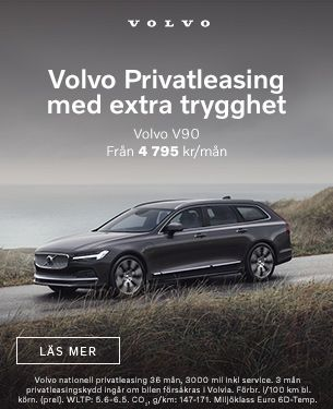 Volvo V90 Nationell Privatleasing