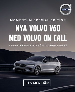Nya Volvo V60 och V60 Cross Country