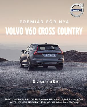 Nya Volvo V60 Cross Country